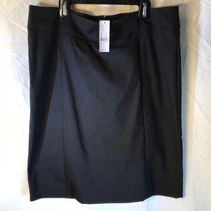 New York & Co stretch skirt New! Sz 10